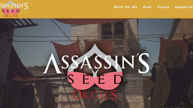 Assassin's Seed Orgies Review