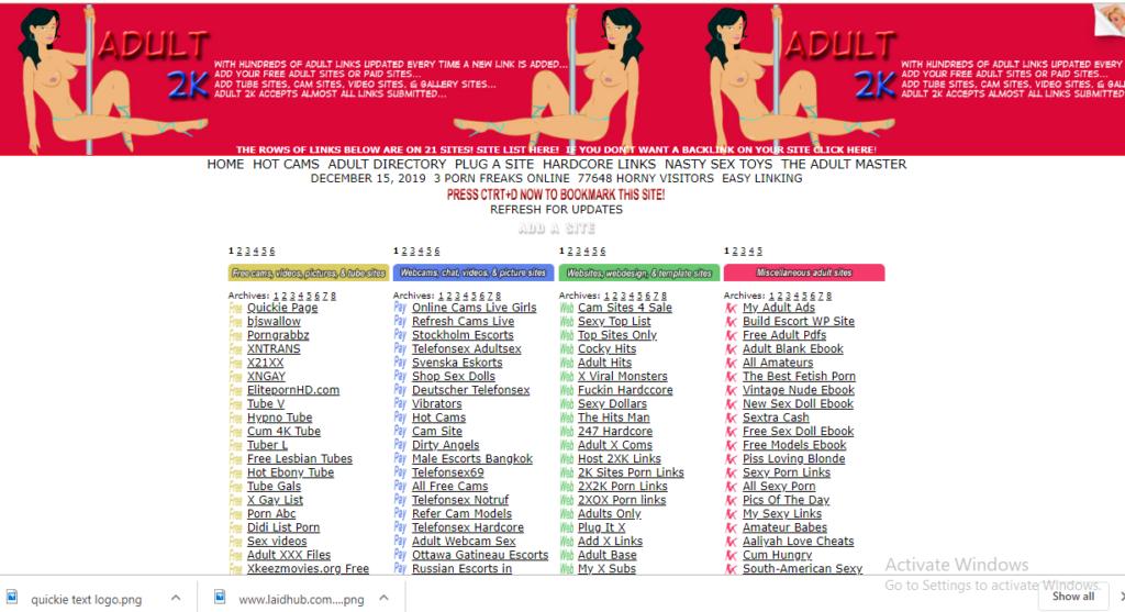 Adult 2K Free Porn Sites
